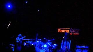 Pat Metheny  ORCHESTRION ROMA JAZZ 13/11/2011