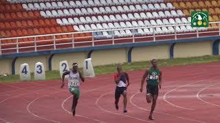 Jerry Jakpa wins men's 200m final at AFN Golden League Ozoro