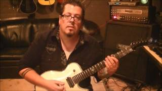 Dokken Breaking The Chains Guitar Lesson By Mike Gross