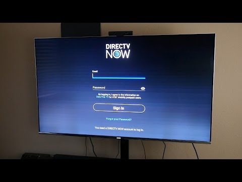 How to install directv app on samsung smart tv