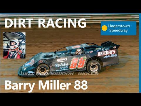 Dirt Racing Hagerstown Speedway
