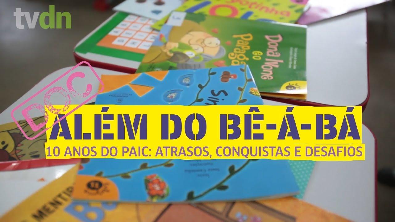 Doc Além do Bê-á-bá: 10 anos do Paic