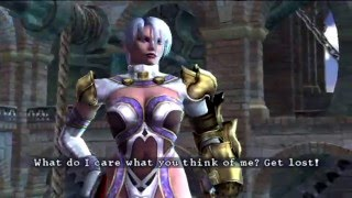 SoulCalibur III (PlayStation 2) Tales of Souls as Ivy