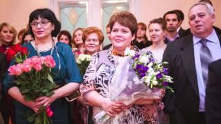 Свадьба Антона и Юлии. 8 декабря 2012 года.
