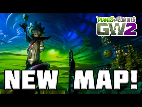 "BRAND NEW HERBAL ASSAULT MAP! Plants vs Zombies Garden Warfare 2 ""GIANT KRAKEN"""