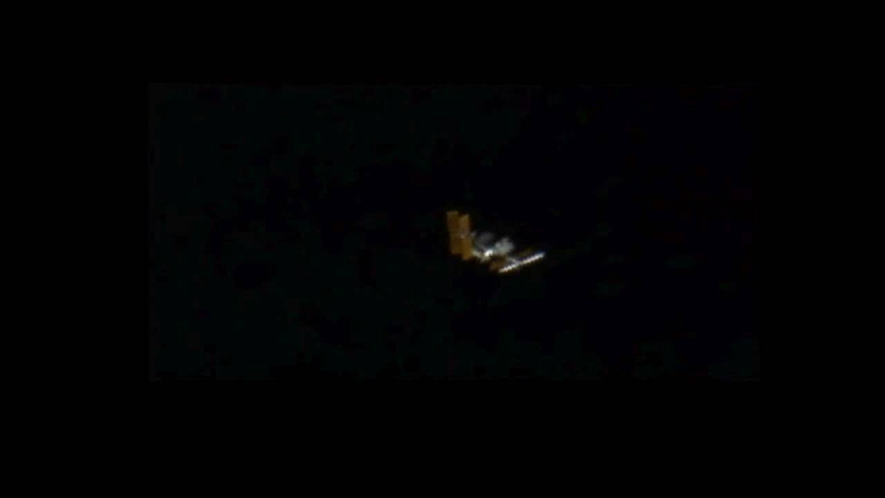 photos of the space station seen from the ground as - photo #35