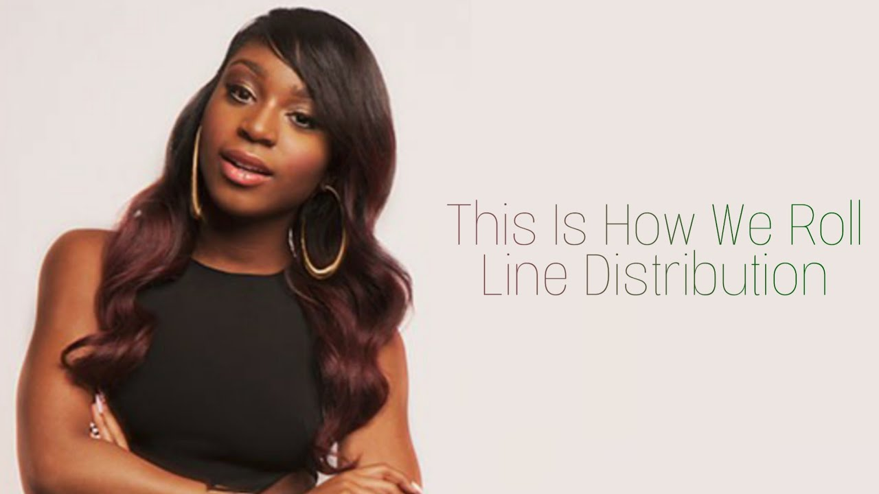 Fifth Harmony~This is How We Roll (Line Distribution)