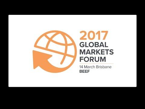 Global beef forum summary