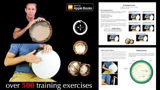 Eckermann Creature Drum, Jarrod Cagwin eBook release promo 1