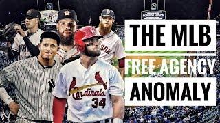 The MLB Free Agency Anomaly