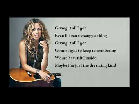 Sheryl Crow - The Dreaming Kind (lyrics) - YouTube
