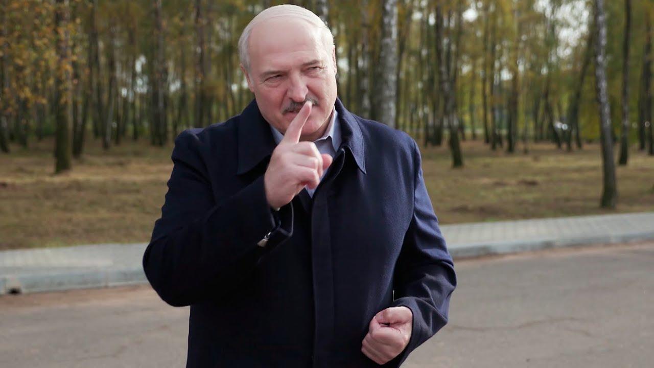 Лукашенко: Мне часто говорят: ну что вы всё это терпите?