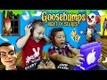 - NIGHT OF JUMP SCARES!! Mike & Chase play GOOSEBUMPS N.O.S. iOS Game! FGTEEV Scariest Gameplay