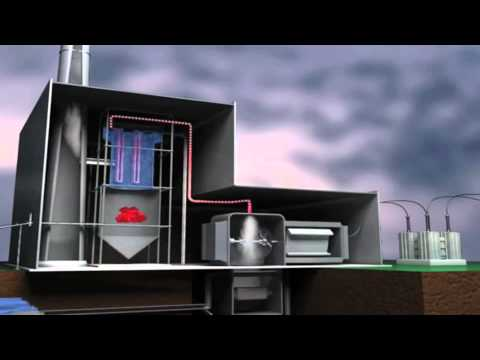Coal-fired Powerplant