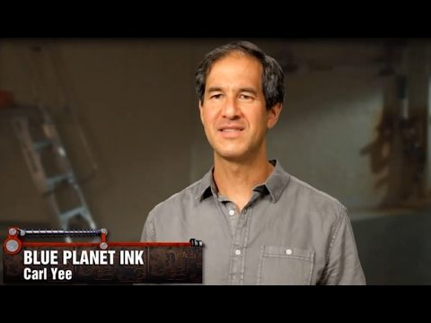 Blue Planet Ink on All-American Makers