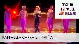 Raffaella Carrá / 60 Momentos de Culto #VIÑA #FESTIVALDEVIÑA