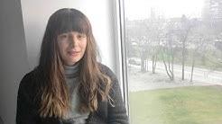 "Yana Titova, screenwriter and director * * * ""A DOSE OF HAPPINESS"""