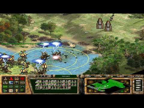 Star Wars Galactic Battlegrounds (PC) OOM-9 7 - Grassy Plains (BONUS MISSION)