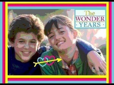 """THE WONDER YEARS ✿ """"With A Little Help From My Friends"""" ✿ JOE COCKER"""
