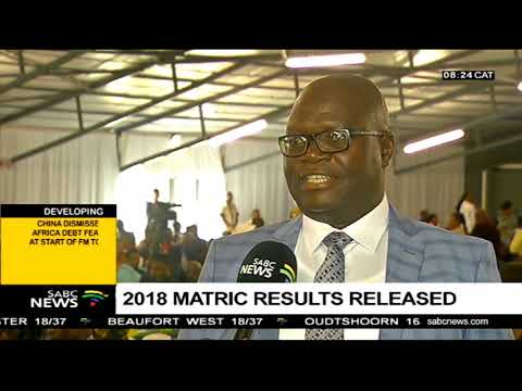 2018 Matric results in Limpopo Province: Ishmael Kgetsepe
