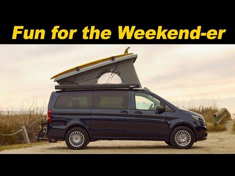 2020 Mercedes Benz Weekender | Chicago Auto Show