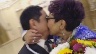 11 - Свадьба в Улан Удэ / Банкетный зал на Добролюбова