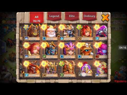 Castle Clash - Rolling For Lonestar Again! Still Looking For That Corrode!
