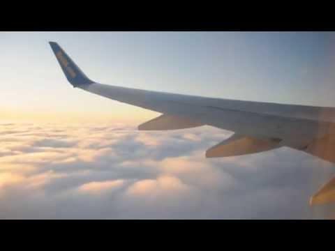 Vol Kiev - Paris CDG : Boeing 737-8HX Ukraine International Airlines