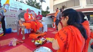 Om Sai Ram Sun n Sand Satsangh