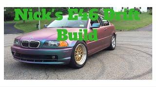 Nick's Drift Build E46 328Ci Car Check