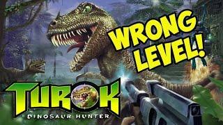 DINOSAURS & MAN TEAM UP! Turok: Dinosaur Hunter PC (#2)