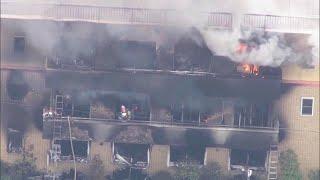 Стали известны шокирующие подробности пожара в Японии.