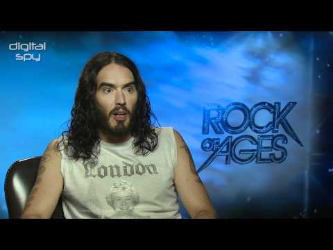 Russell Brand talks dirty with Digital Spy