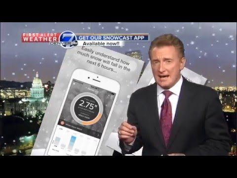 Meet The New Snowcast App