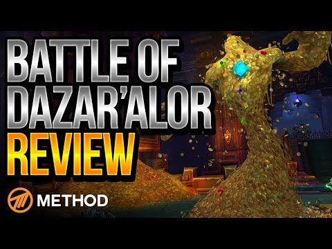 Battle of Dazar'alor: A Tier Review | Method