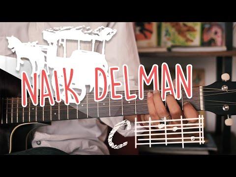 "Mari Belajar Gitar Lagu ""Naik Delman"""