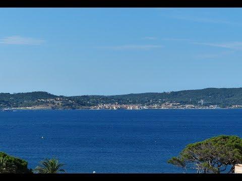 Studio avec superbe vue mer sur le golfe de Saint-Tropez à vendre à Ste-Maxime Réf: V4280A