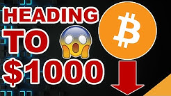 Bitcoin Heading to $1k | Will This Destroy BTC? (Crypto Crash 2020)