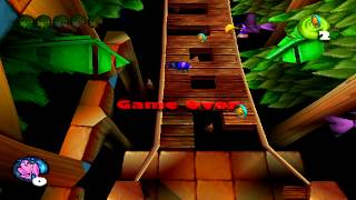 Game Over - Frogger 2 - Swampy