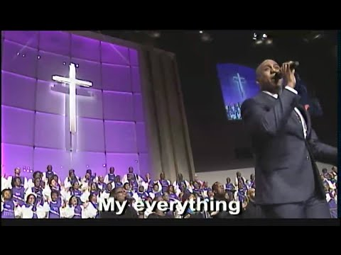 """""""God Is My Everything"""" Fellowship Chorale w/ Anthony Brown"""