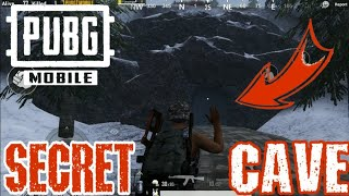Secret Cave In Vikendi Pubg Mobile New Map Vikendi Youtube