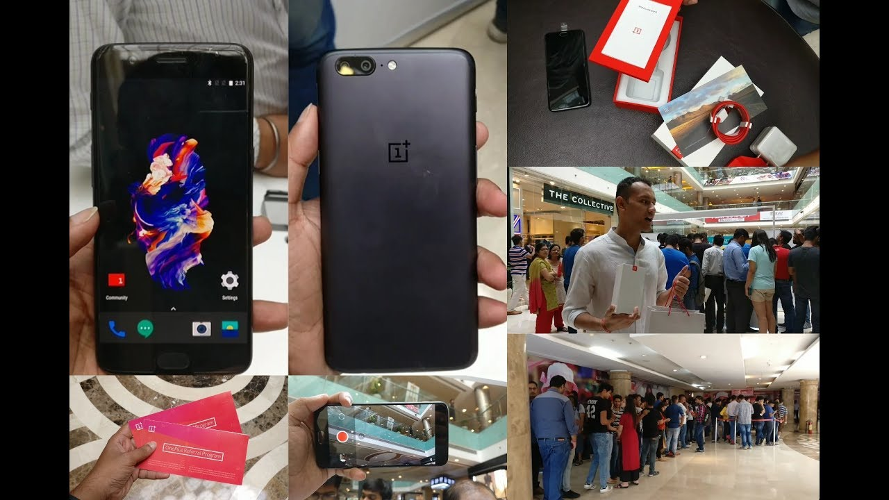 OnePlus 5 Pop Up Event in New Delhi | Vlog Style