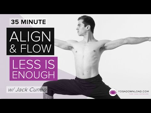Align and Flow: Less is Enough - FREE Class