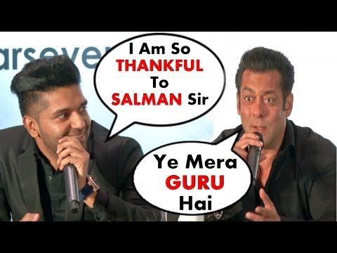 Guru Randhawa Gets EMOTIONAL And THANKS Salman Khan For Offering Da Bangg Tour