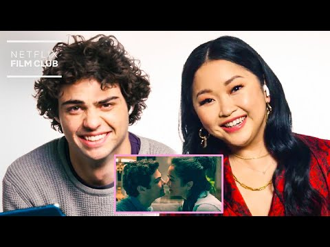 Lana Condor & Noah Centineo React To All The Boys: Always and Forever Trailer   Netflix