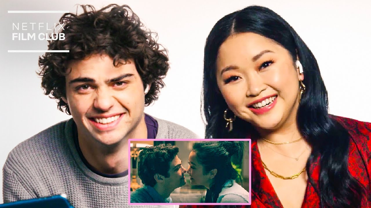 Download Lana Condor & Noah Centineo React To All The Boys: Always and Forever Trailer | Netflix