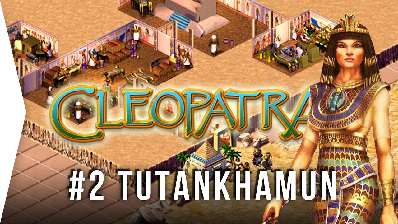 Pharaoh Cleopatra #2 Tut in the Valley - [1080p HD