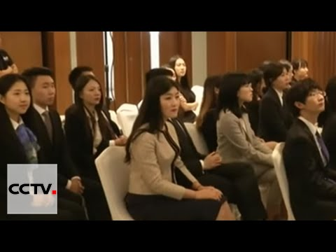 Dubai Internships: Training Chinese business students