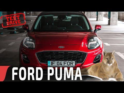 Ford Puma Test Drive Review 2020 Eblogauto Youtube