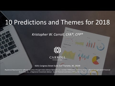 10 Predictions and Themes for 2018